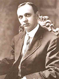 Clairvoyant Healing - Edgar Cayce in 1910