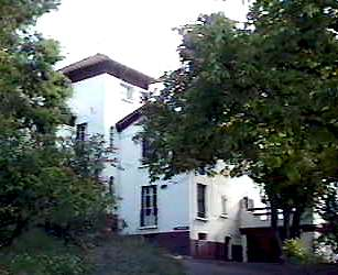 Alexandra David Neel's house at Digne